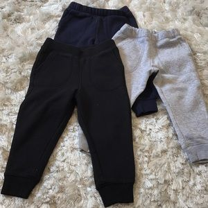 Other - French Toast Baby Boy Joggers Bundle, 24M